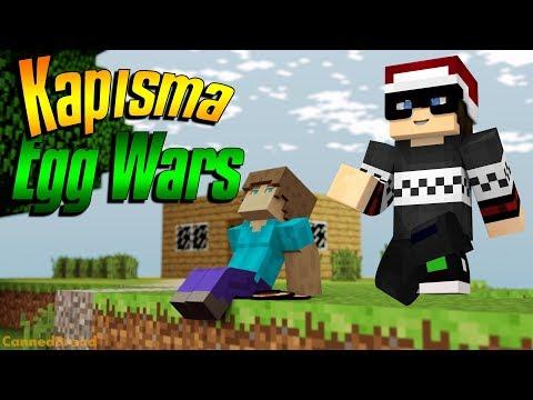 40 DAKİKALIK KAPIŞMA !   Minecraft: EGG WARS ! BKT