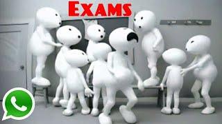 Exam Result Funny Video   Whatsapp status zoo zoo Cartoon   HD   Toffee Media   very funny Video  