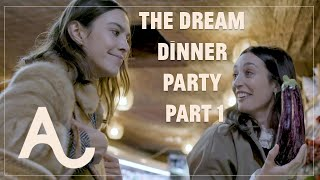 Alexa Learns How To Host Her Dream Dinner Party - Part 1 | ALEXACHUNG