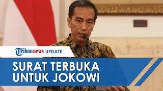 Surat Terbuka Pasien Positif Corona untuk Jokowi: Beri Instruksi Tak Merecoki Pekerjaan Dokter Pak