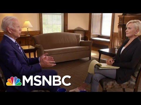 Joe Biden: I'm Not Backing Down From President Donald Trump | Morning Joe | MSNBC