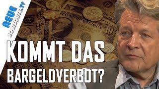 Kommt das Bargeldverbot? (Prof. Michael Vogt im Interview)