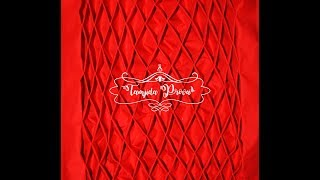 DIY Fabric Texture: Honeycomb Smocking || Fabric Manipulation