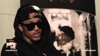 "August Alsina breaks down 'Testimony' album! Track 7- ""FML"" ft. Pusha T"