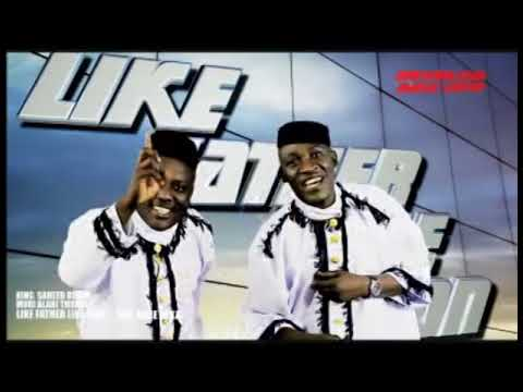 LIKE FARTHER LIKE SON,AN ALBUM BY MURI THUNDER AND SHAEED OSUPA