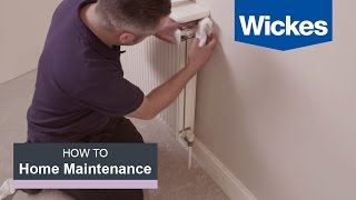 How to Bleed a Radiator with Wickes