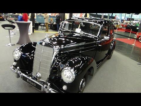 1952 - Mercedes-Benz 220 - Classic Expo Salzburg 2015