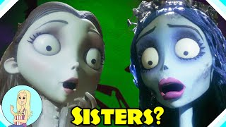 The Corpse Bride Analysis - Sisters?  Motive?  When did Emily Die?