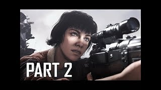 Wolfenstein Youngblood Walkthrough Part 2 - (Let's Play Commentary)
