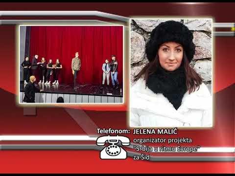 FONO:  Jelena Malić - Srbija u ritmu Evrope