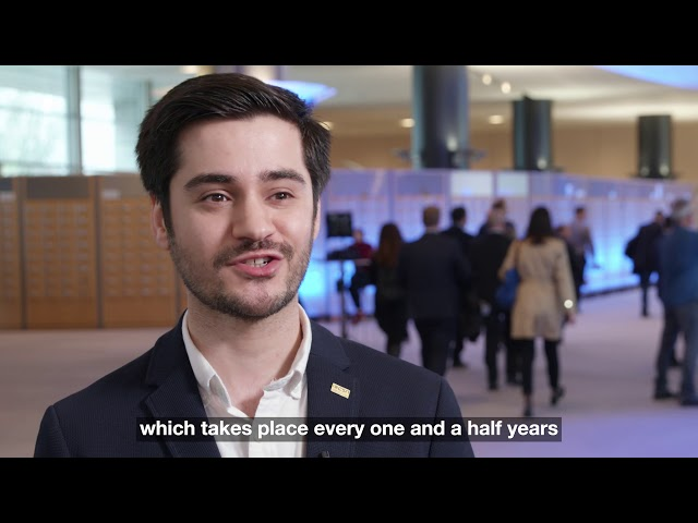 BRIDGING THE GAP BETWEEN THE EU AND EUROPE'S YOUNG PEOPLE