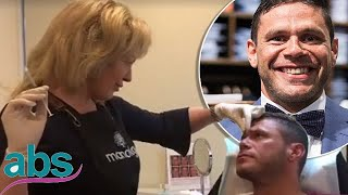 Married At First Sight's Telv Williams, 33, Gets A BOTOX Injection