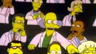 Simpsons   Big Science Thing