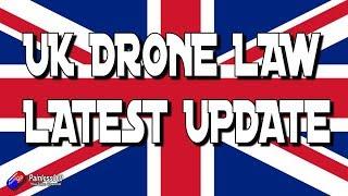 UK Drone Law Update: 23 October 2019