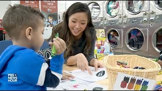 Laundromats for Literacy? How One Program Combines Suds & Stories