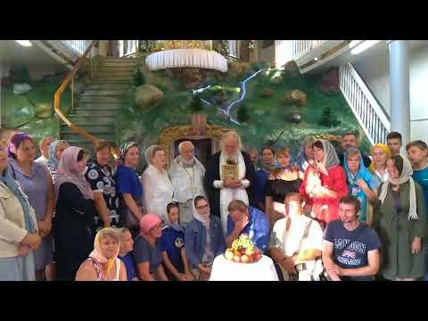Храм владивосток видео