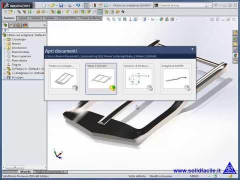 SolidWorks - Creazione di una Fibbia per Cintura
