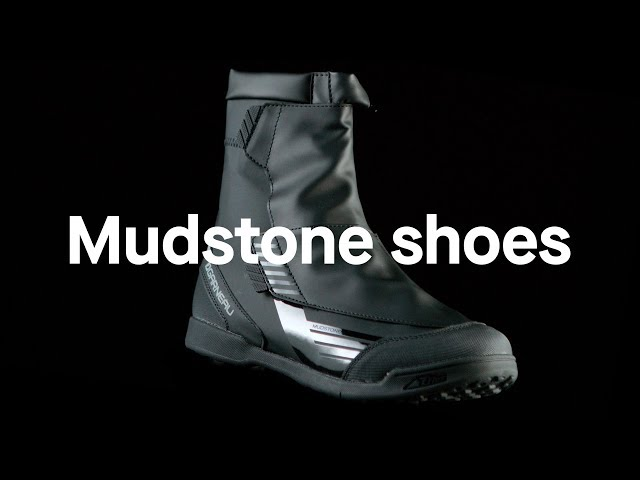 Видео Велотуфли Garneau Mudstone Winter Shoes