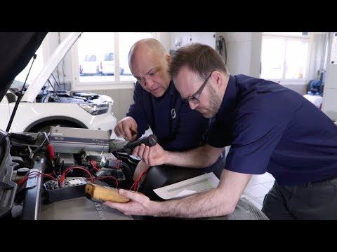 Die Automobildiagnostiker der Garage Nordstern AG