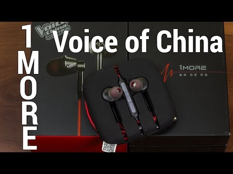 Обзор 1More Voice of China (