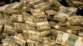 Сколько всего денег в мире.