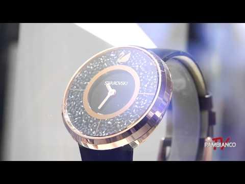 Swarovski, orologi al femminile