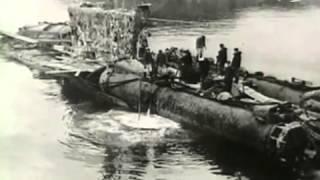 Подводная лодка C 80. Лодка призрак