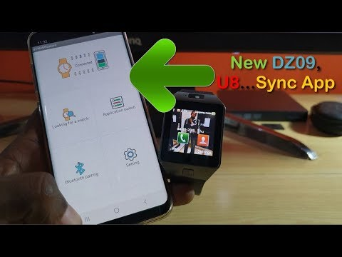(100% Working New) DZ09 How to download and install Bt Notifier or Sync App for Android