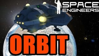 Can You Orbit Planets In Space Engineers?