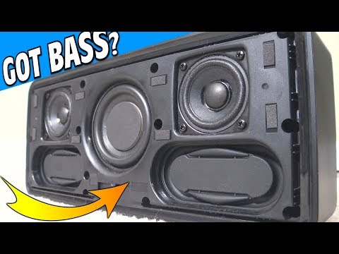 BASSY Bluetooth Speaker with SUBWOOFER! EXO's Doss Audio SOUNDBOX XL BASS Test & Review / GIVEAWAY!