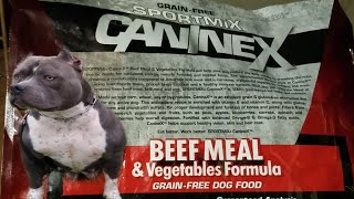 """NEW DOG FOOD""  What are your American Bullys eating?"