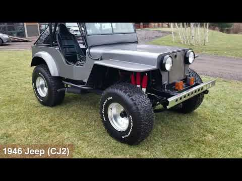 1946 Jeep CJ (CC-1327597) for sale in Ellington, Connecticut