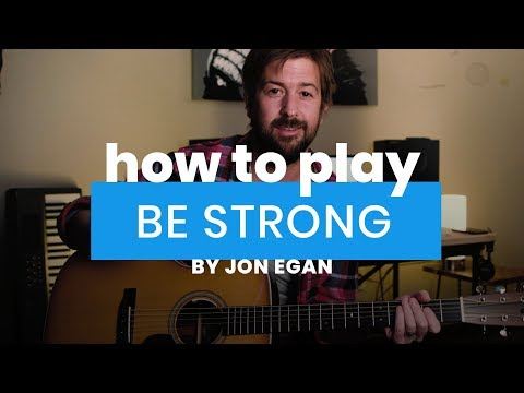 Be Strong - Youtube Tutorial Video