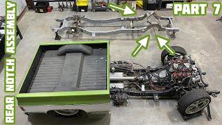 Rebuilding Gas Monkey Garage Wrecked 1976 Chevy C10 Part 7