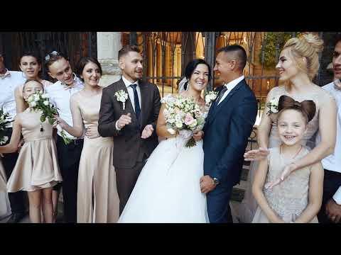 Фото та відеозйомка весілля Чернівці., відео 19