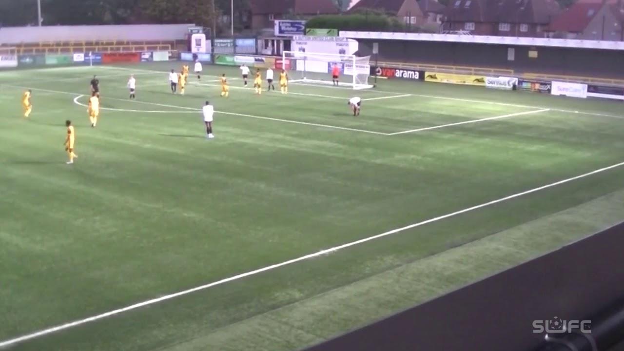 Highlights: Sutton United U18s 7-0 Leatherhead U18s
