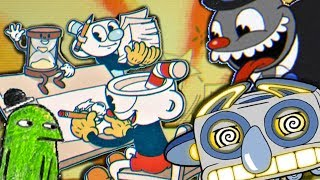 The Cuphead we Didn't Get to Play! (Cuphead's Missing Bosses)