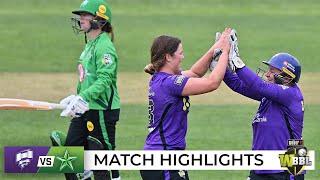 Hurricanes thrash Stars after Priest carnage | WBBL|07