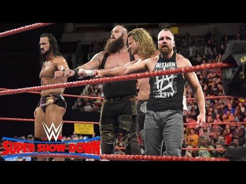 Shocking Last Minute WWE Super Showdown 2018 Predictions & Rumors! | All Winners Revealed!