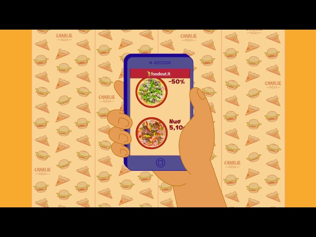 Foodout.lt // TV commercial