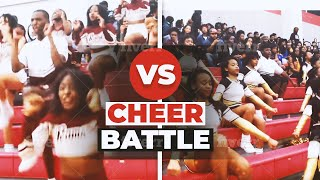THE GREATEST CHEER BATTLE ON THE PLANET!