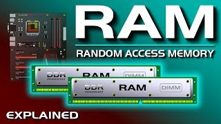 RAM Explained - Random Access Memory