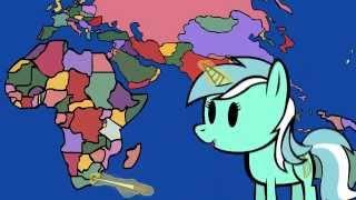 Lyra Y Los Países Del Mundo