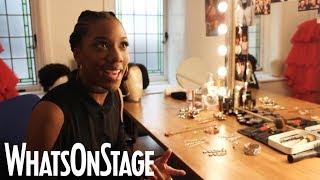 Backstage At Motown | Natalie Kassanga Plays Diana Ross