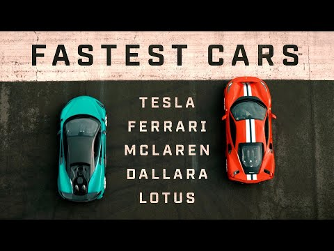 Fastest Cars of Top Gear Series 27 | Top Gear