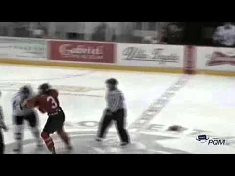 Derek Sheppard vs. Jake Primeau