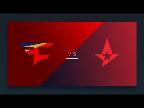 CS:GO - FaZe vs. Astralis [Mirage] Map 1 - EU Day 18 - ESL Pro League Season 6