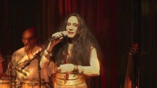 Show 'A DOCE BÁRBARA' - Maria Bethânia & Banda - com Antônio Carlos Falcão - parte 01