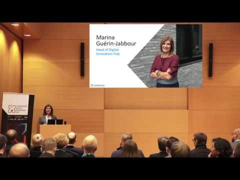 L-DIH Talk #1 – Marina Guérin-Jabbour (Head of Luxembourg Digital Innovation Hub, Luxinnovation)