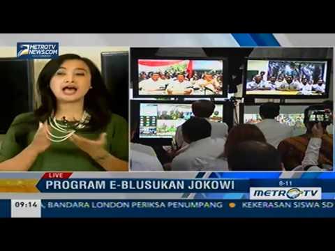 8 Eleven Show Program E Blusukan Jokowi 1